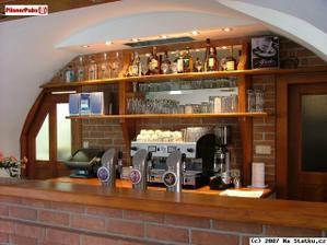 Bar v restauraci :-)