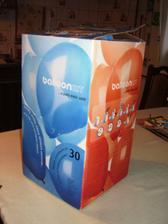 Helium s balonky-už je doma a rozhodně nesmí na svatbě chybět-bude sranda :-)