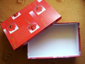 Krabička na přáníčka