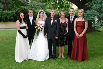 se všemi sourozenci :-)