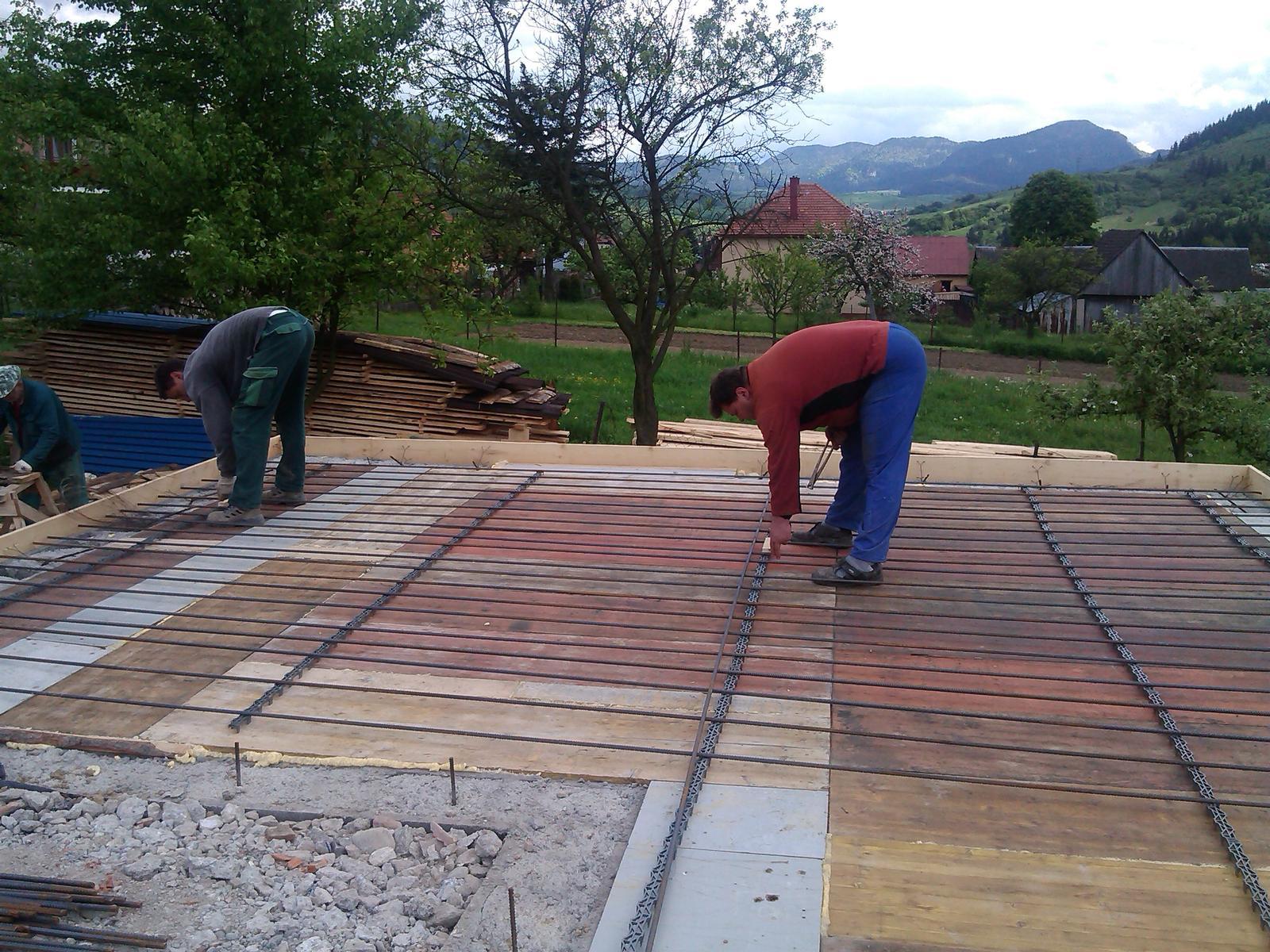 Náš veľký sen o drevenom domčeku! - Obrázok č. 20