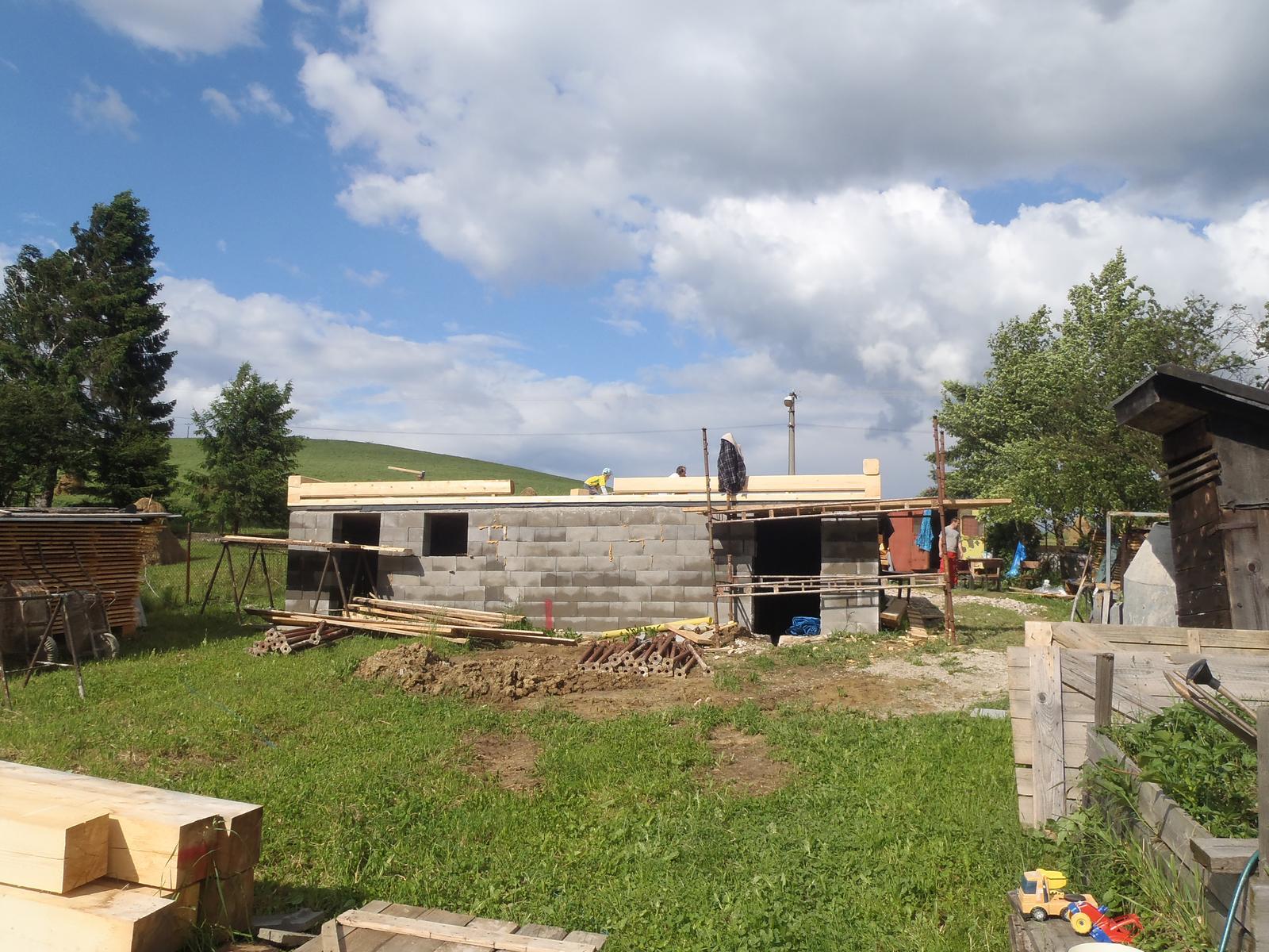Náš veľký sen o drevenom domčeku! - Obrázok č. 39