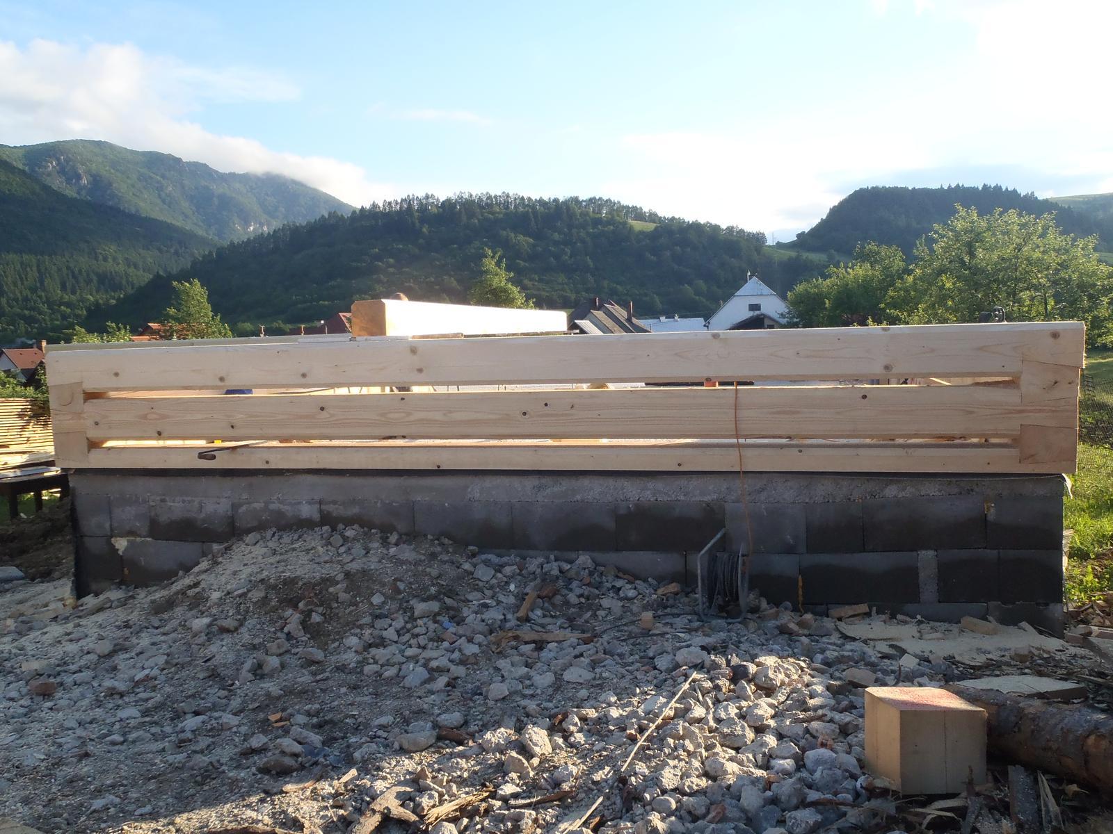 Náš veľký sen o drevenom domčeku! - Obrázok č. 53