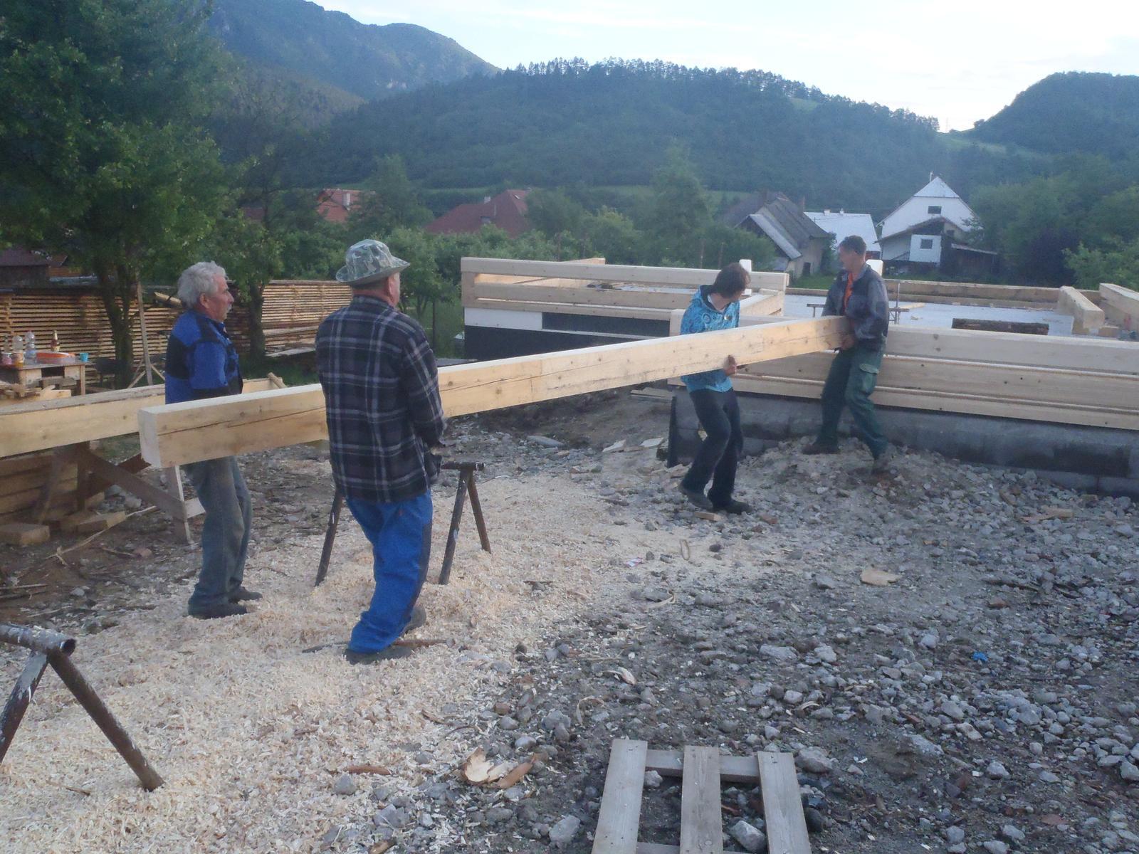 Náš veľký sen o drevenom domčeku! - Obrázok č. 55