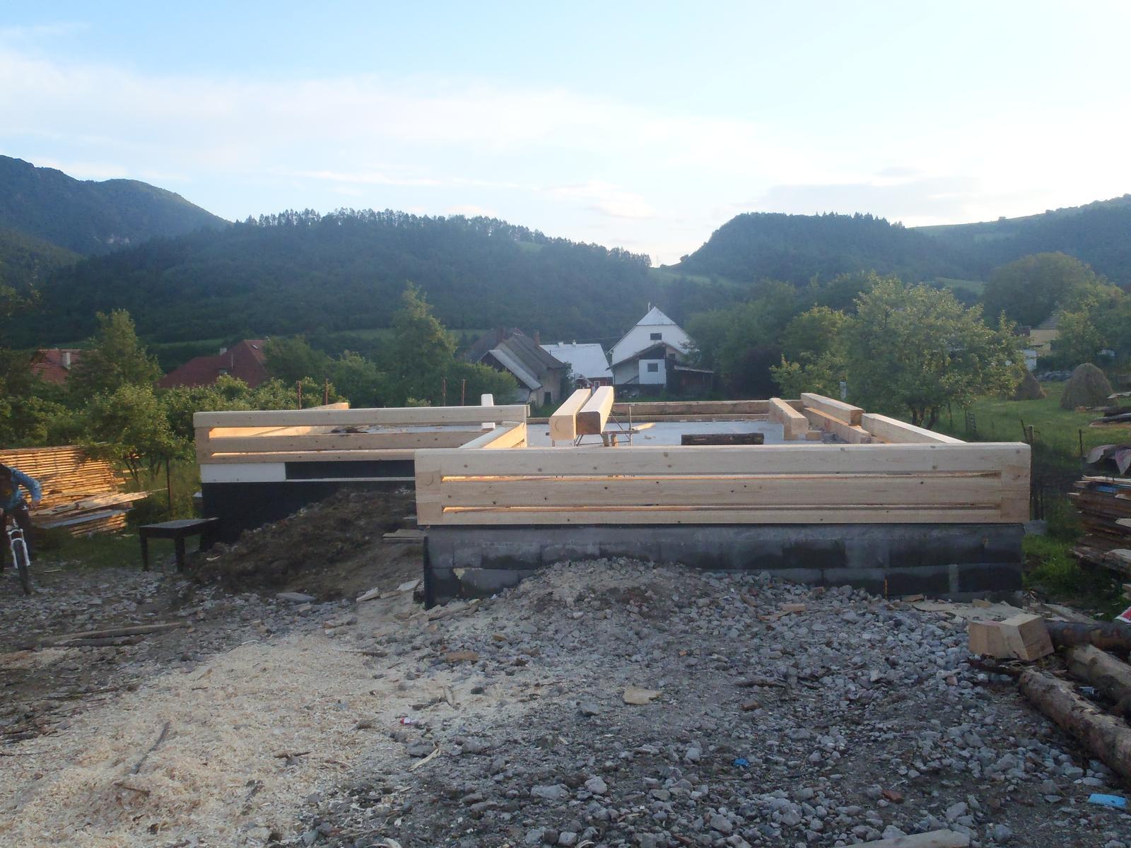 Náš veľký sen o drevenom domčeku! - Obrázok č. 56