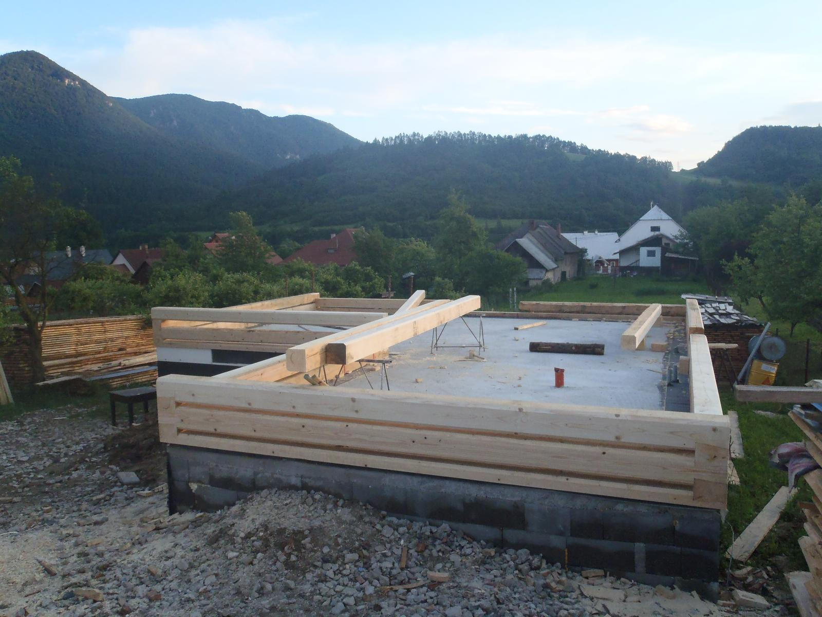 Náš veľký sen o drevenom domčeku! - Obrázok č. 57