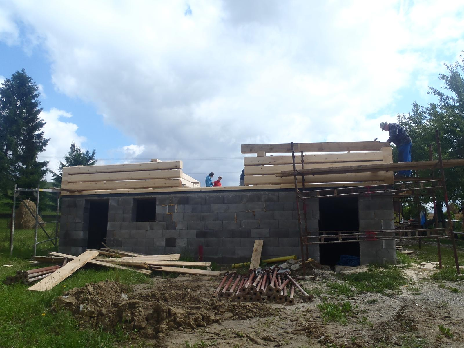 Náš veľký sen o drevenom domčeku! - Obrázok č. 60
