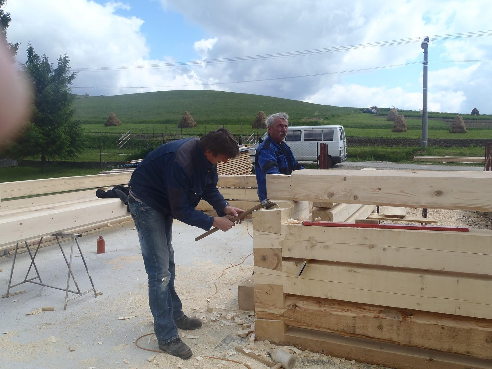 Náš veľký sen o drevenom domčeku! - Obrázok č. 61