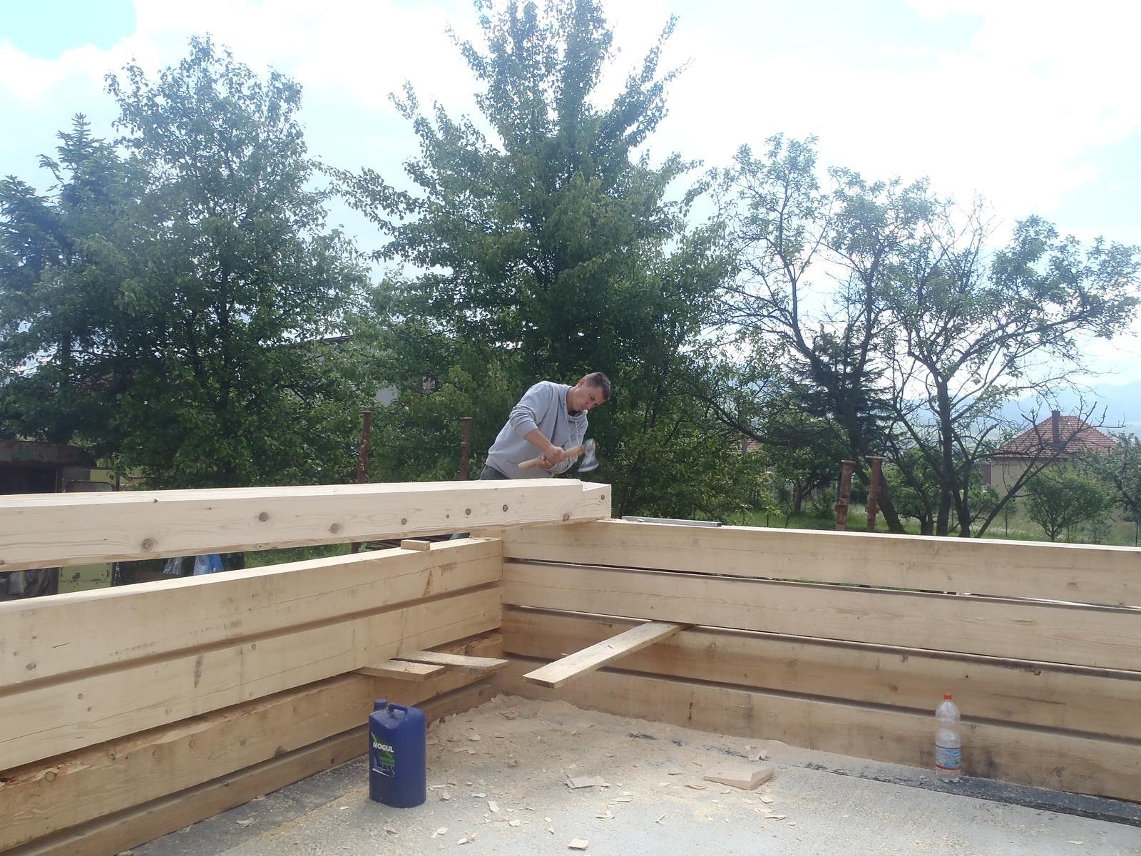 Náš veľký sen o drevenom domčeku! - Obrázok č. 62