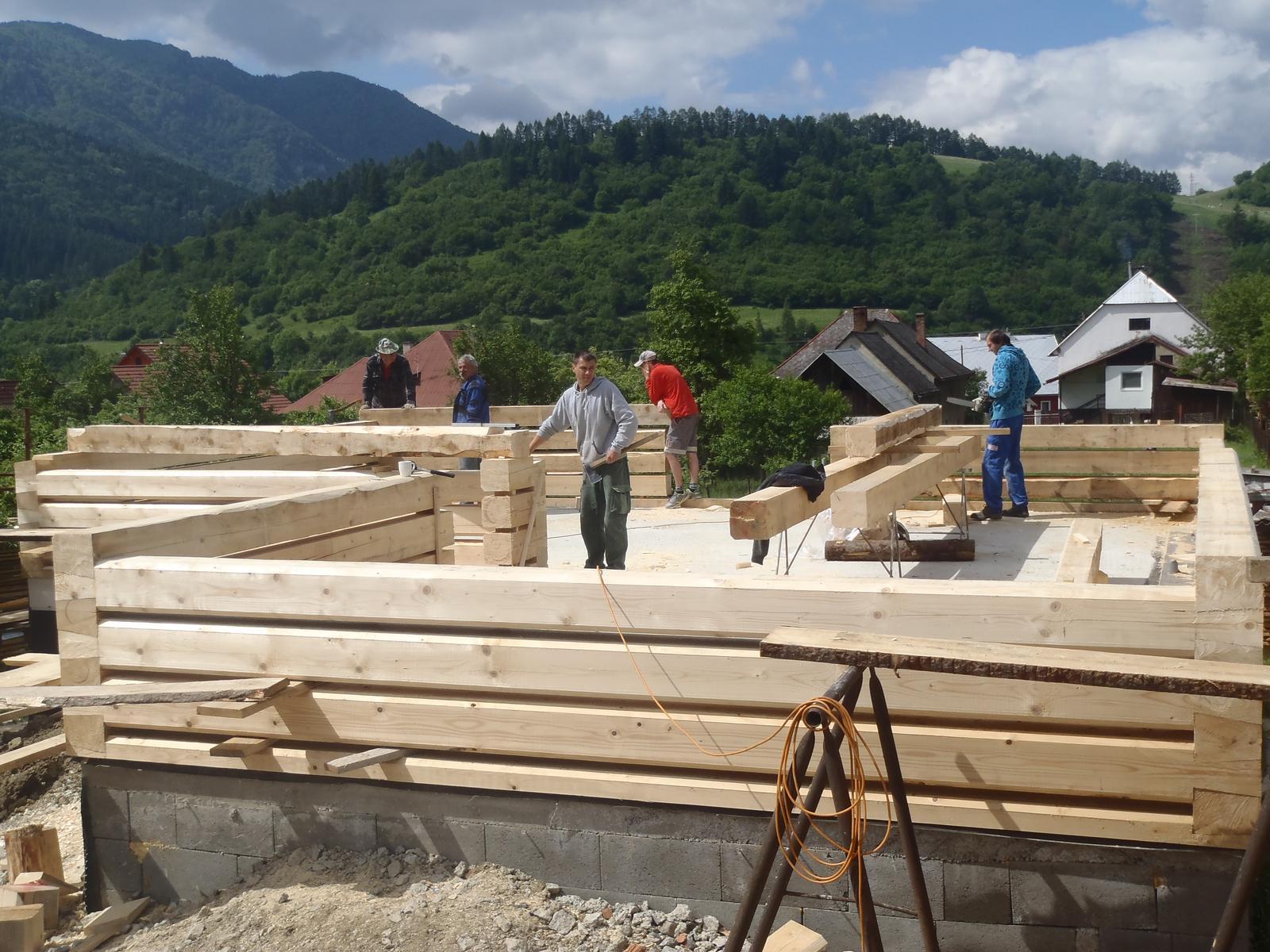 Náš veľký sen o drevenom domčeku! - Obrázok č. 64