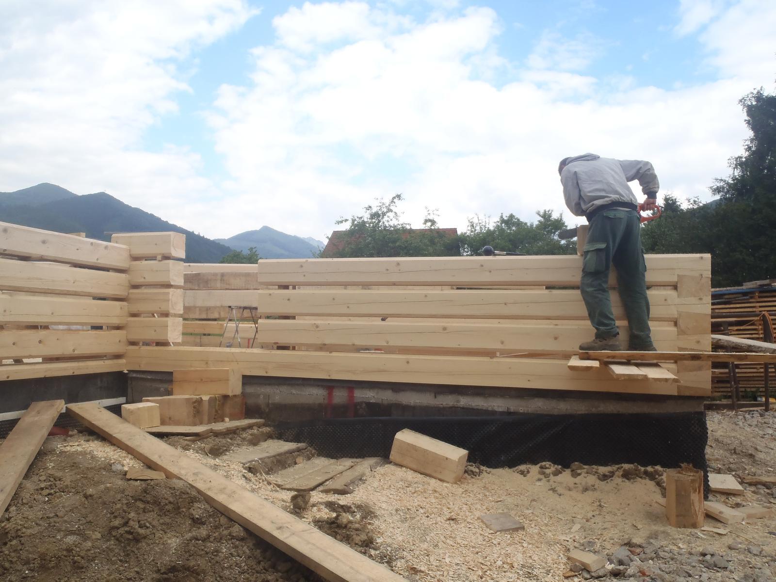 Náš veľký sen o drevenom domčeku! - Obrázok č. 65