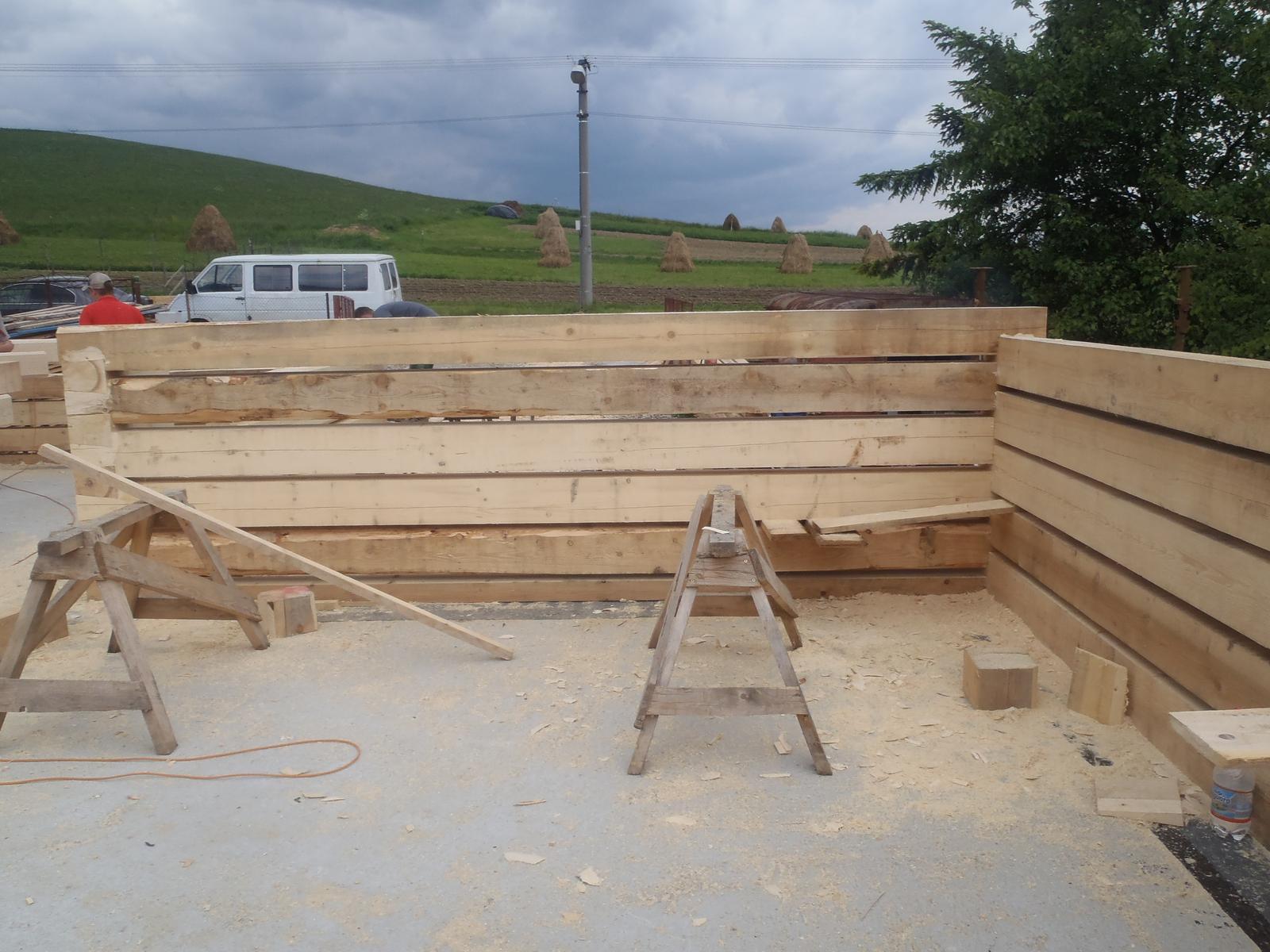 Náš veľký sen o drevenom domčeku! - Obrázok č. 67