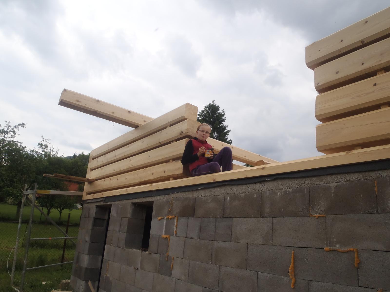 Náš veľký sen o drevenom domčeku! - Obrázok č. 69