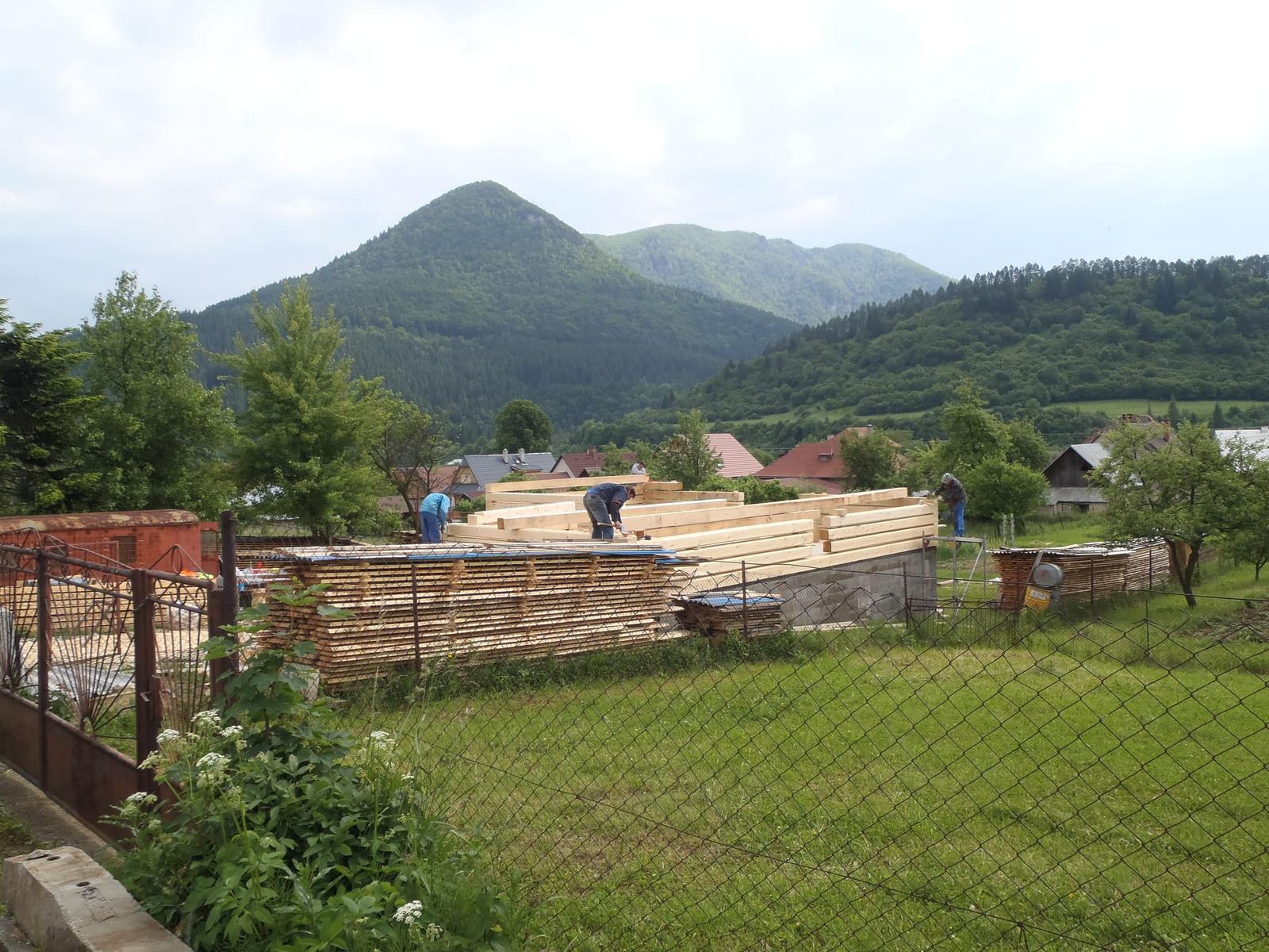 Náš veľký sen o drevenom domčeku! - Obrázok č. 71