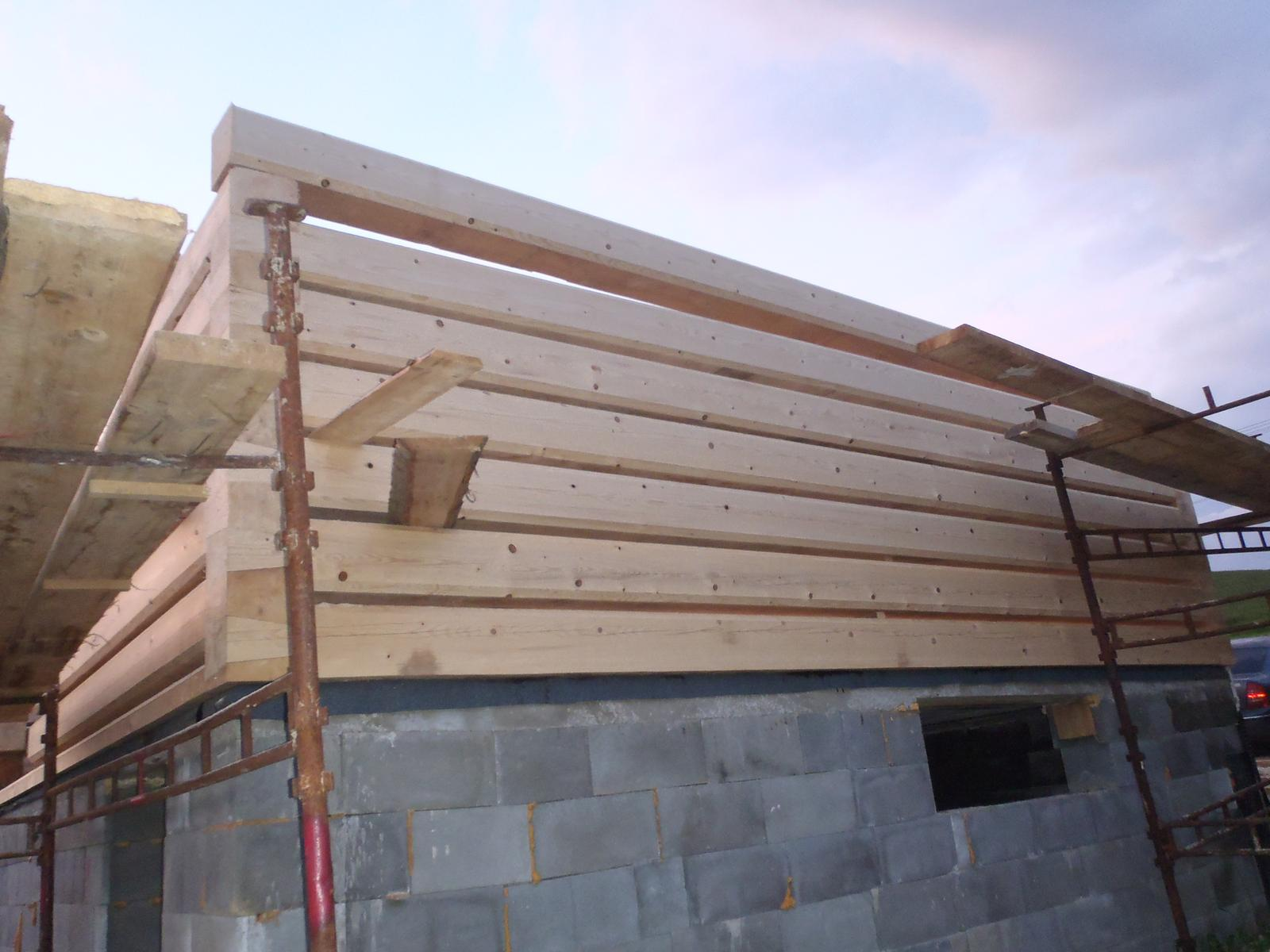 Náš veľký sen o drevenom domčeku! - Obrázok č. 74
