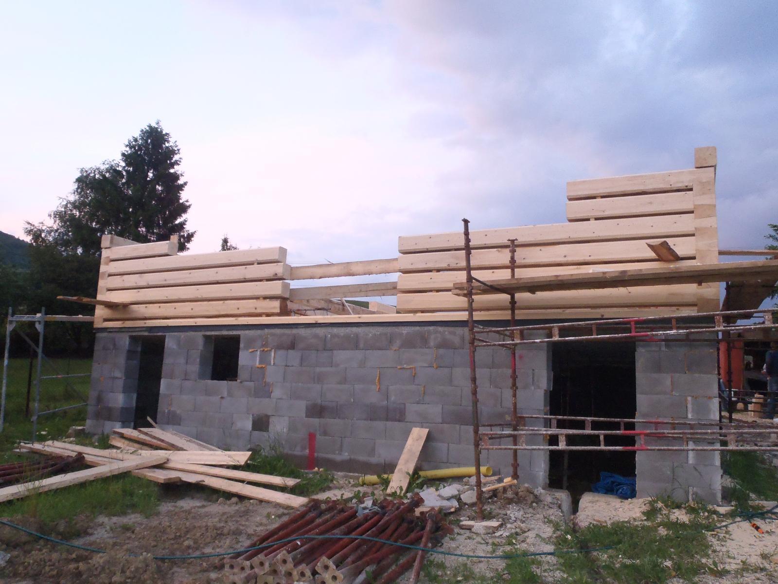Náš veľký sen o drevenom domčeku! - Obrázok č. 75