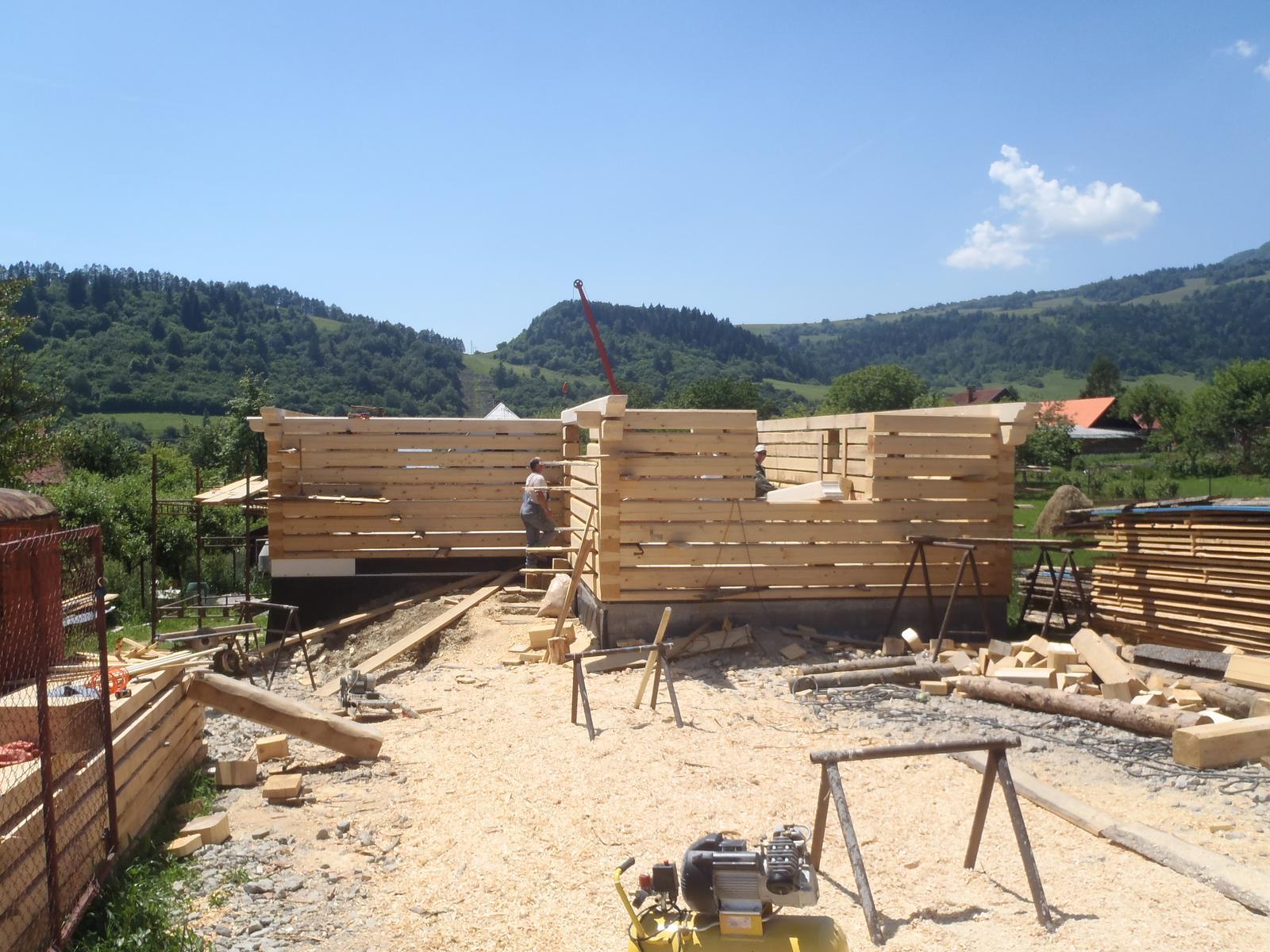 Náš veľký sen o drevenom domčeku! - Obrázok č. 78