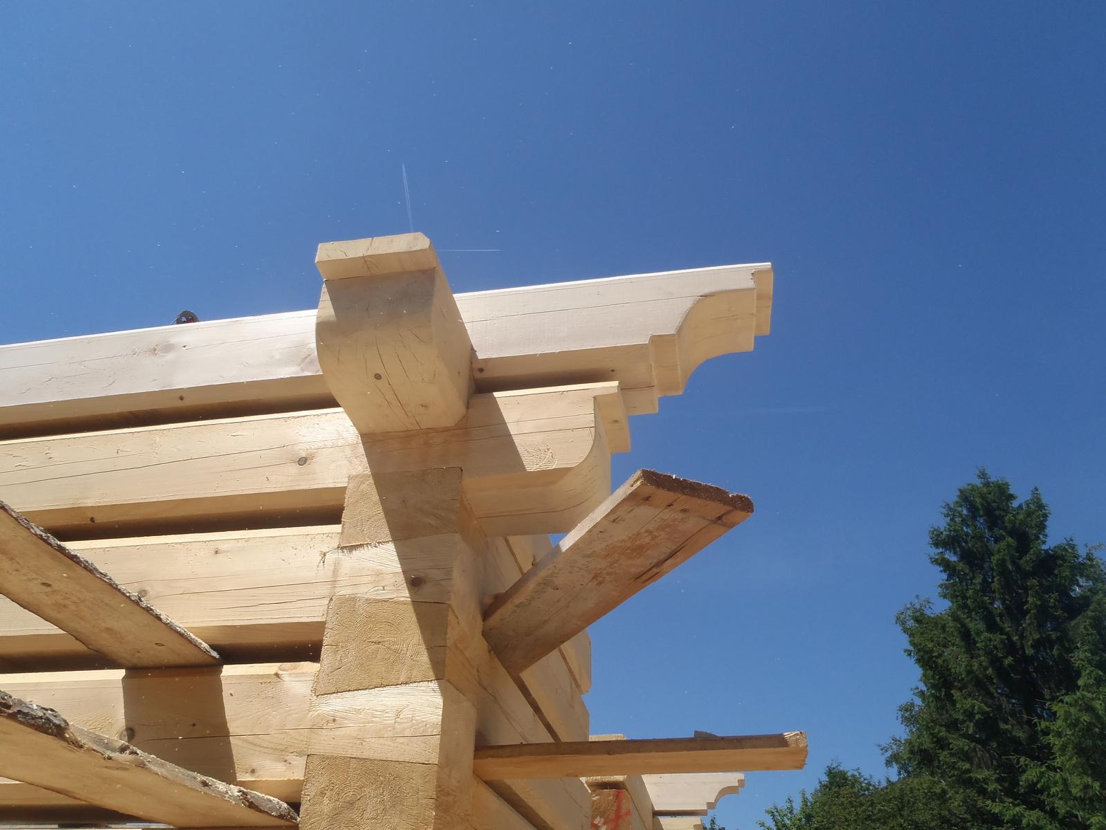 Náš veľký sen o drevenom domčeku! - Obrázok č. 80
