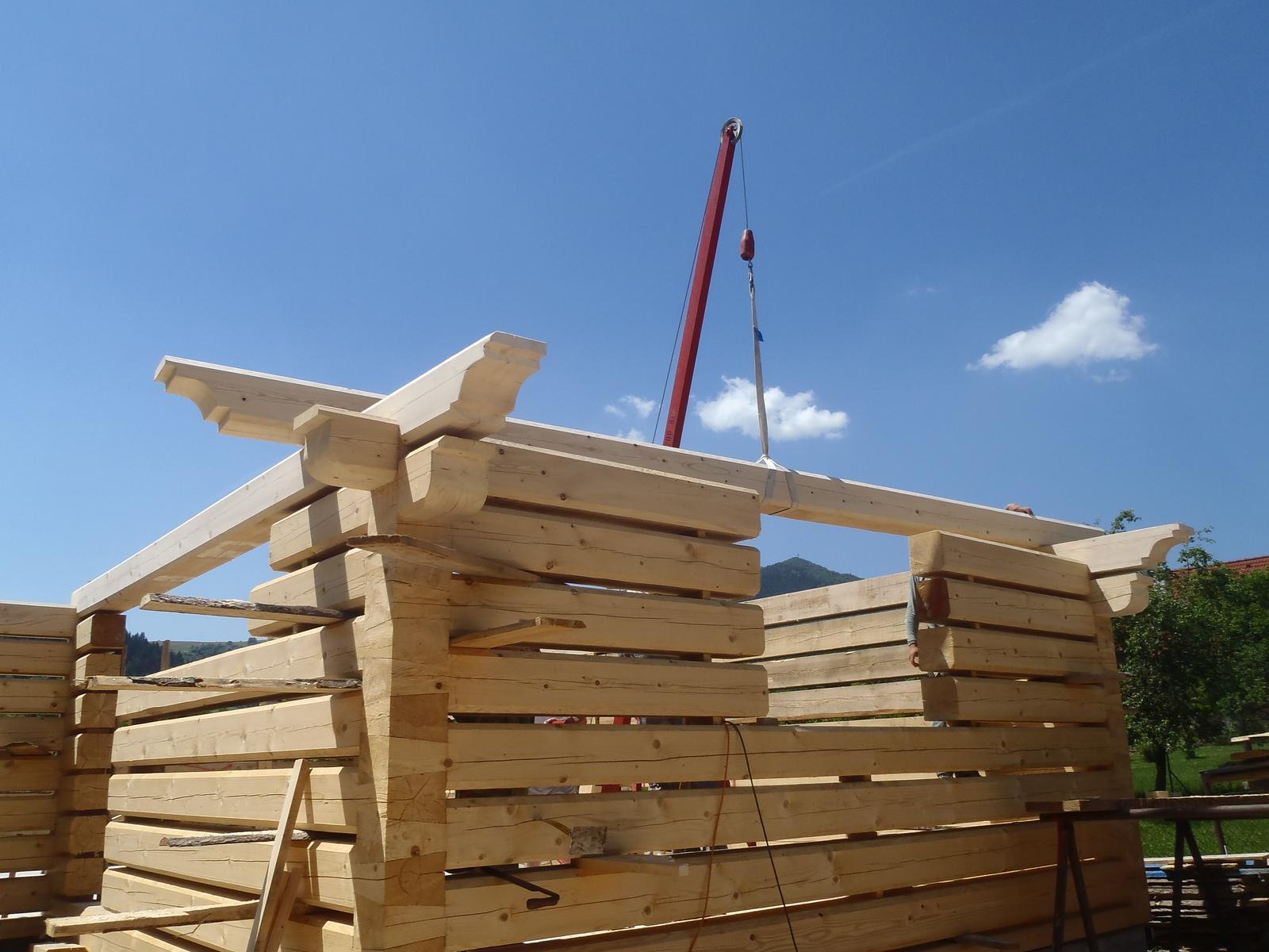 Náš veľký sen o drevenom domčeku! - Obrázok č. 82