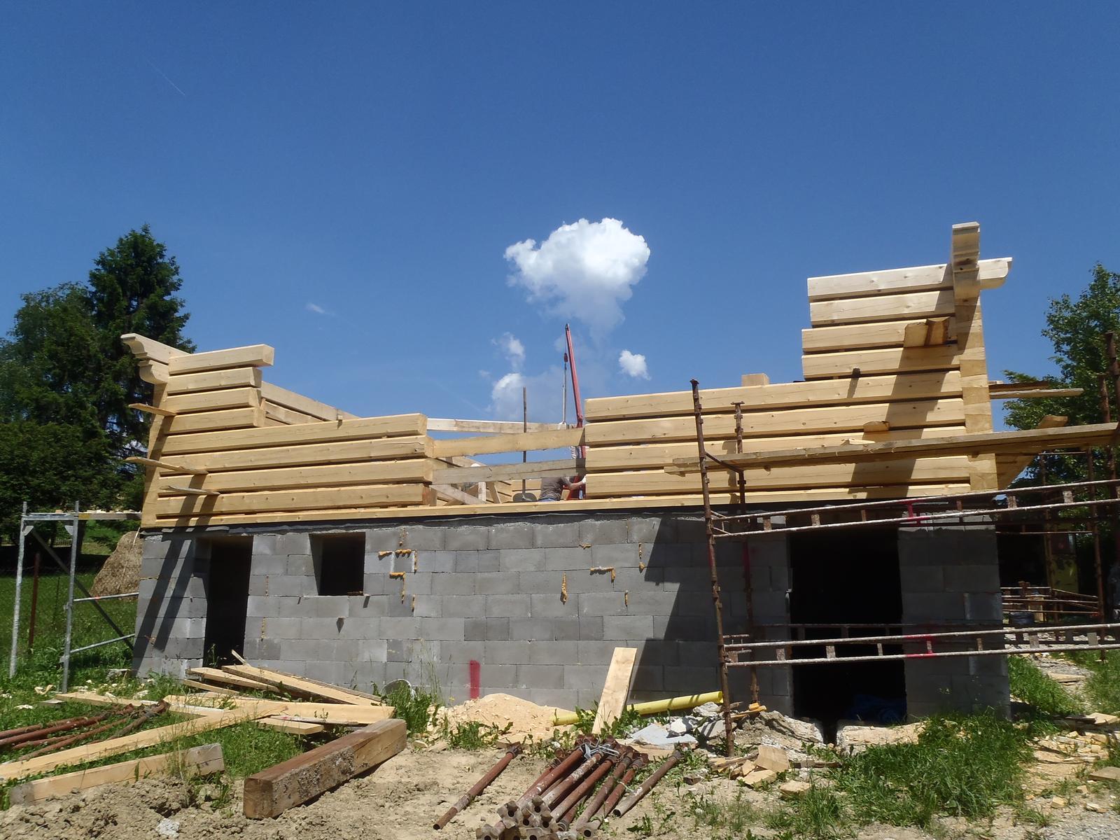 Náš veľký sen o drevenom domčeku! - Obrázok č. 83