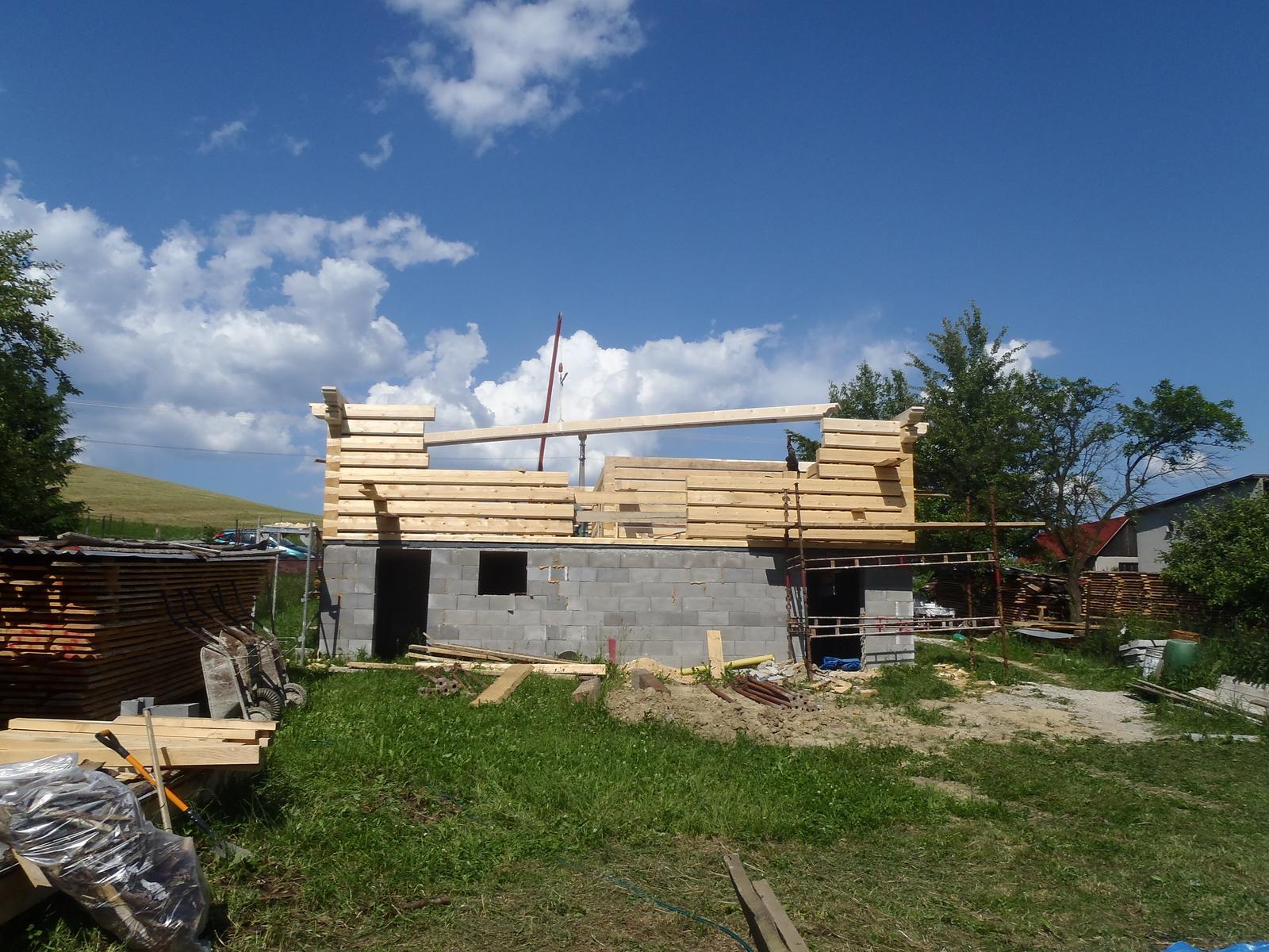 Náš veľký sen o drevenom domčeku! - Obrázok č. 84