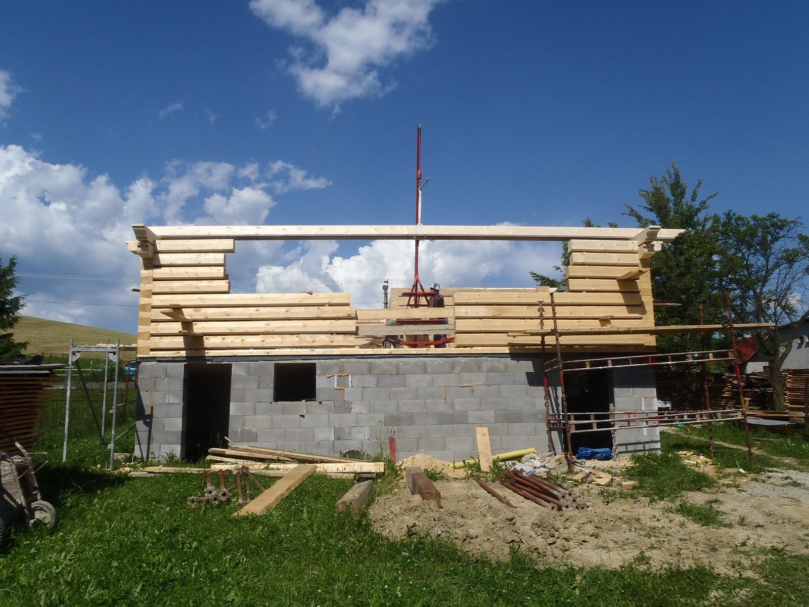 Náš veľký sen o drevenom domčeku! - Obrázok č. 85