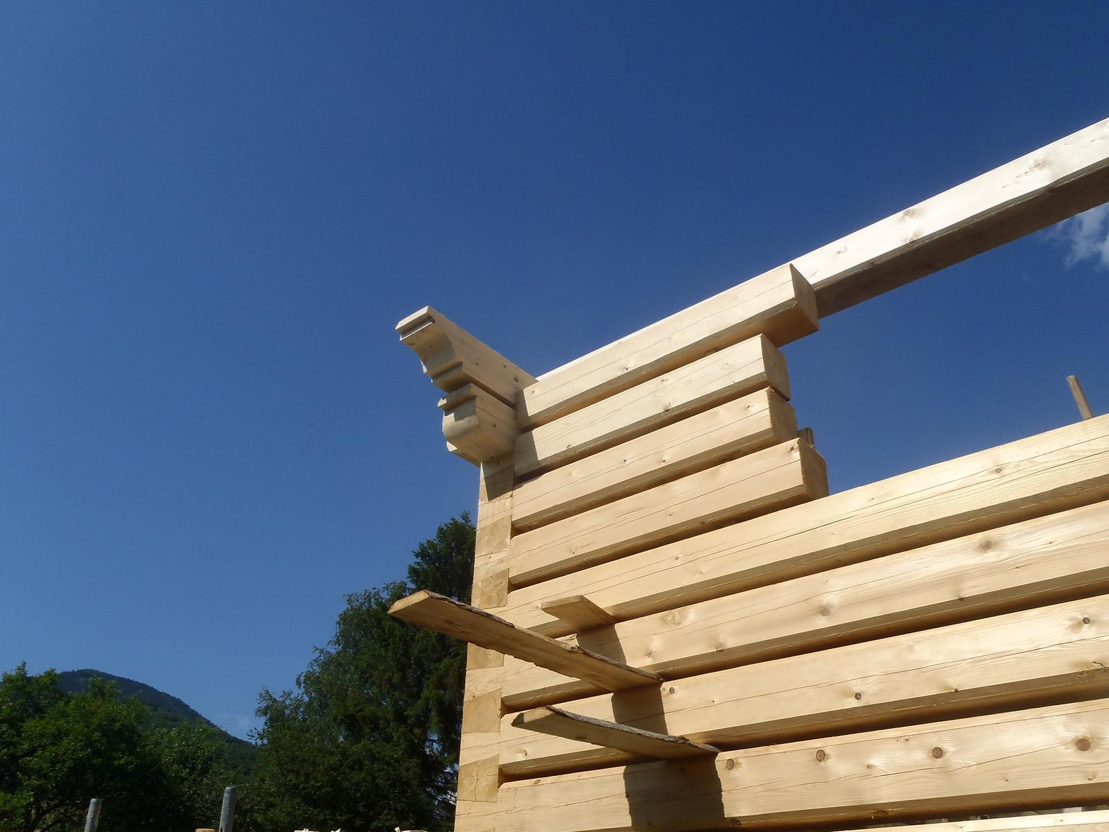 Náš veľký sen o drevenom domčeku! - Obrázok č. 86