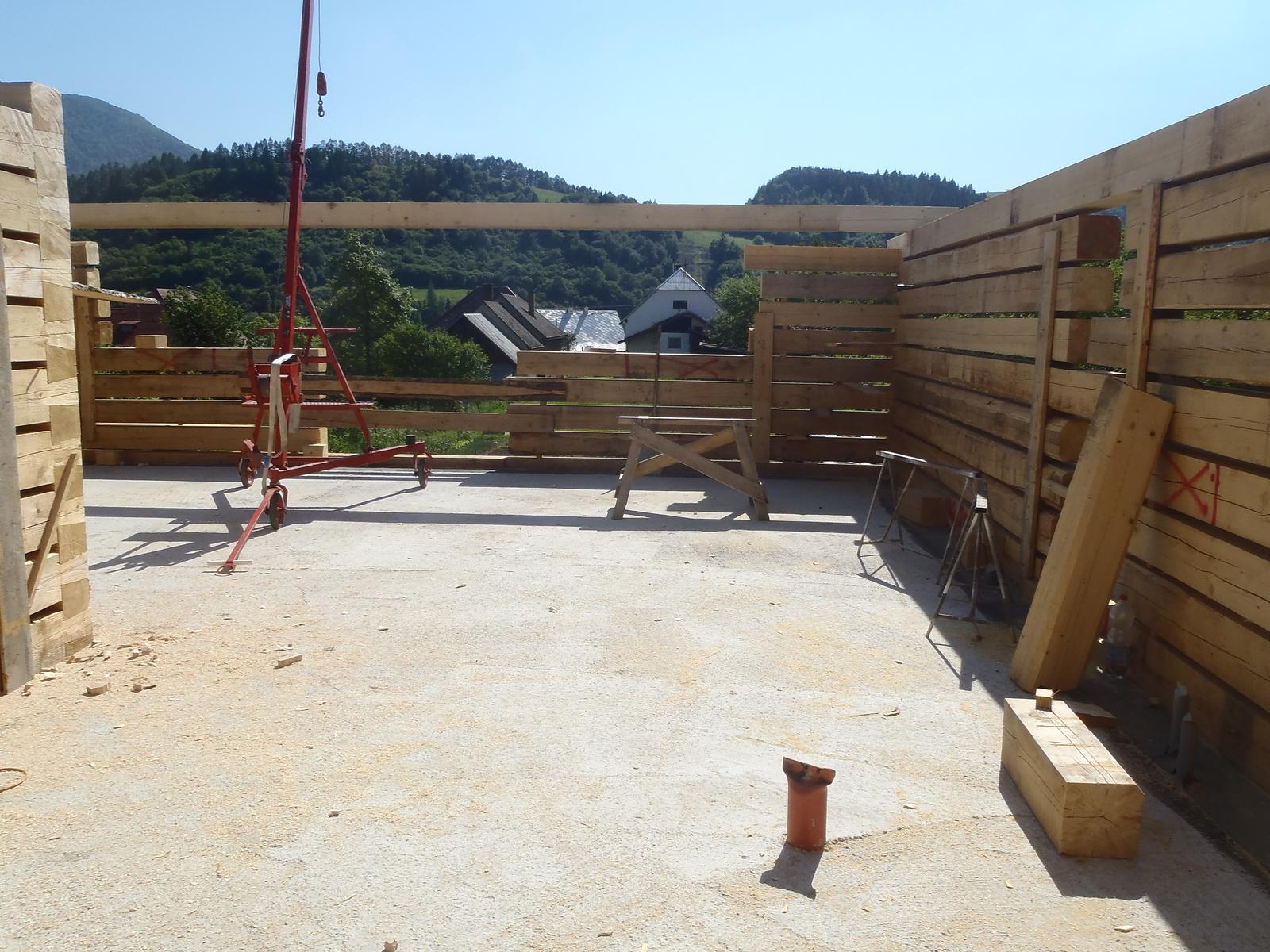 Náš veľký sen o drevenom domčeku! - Obrázok č. 87