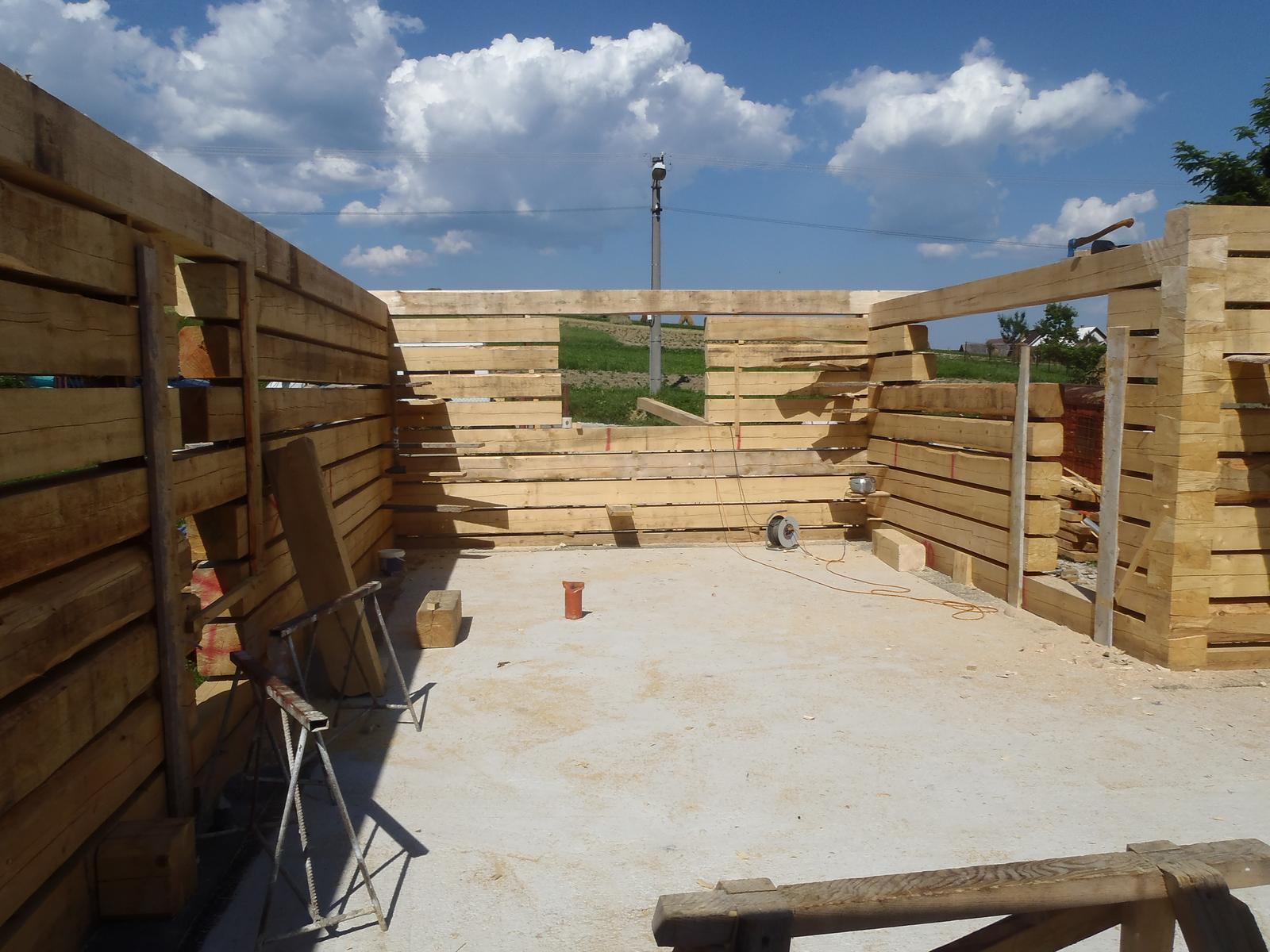 Náš veľký sen o drevenom domčeku! - Obrázok č. 88