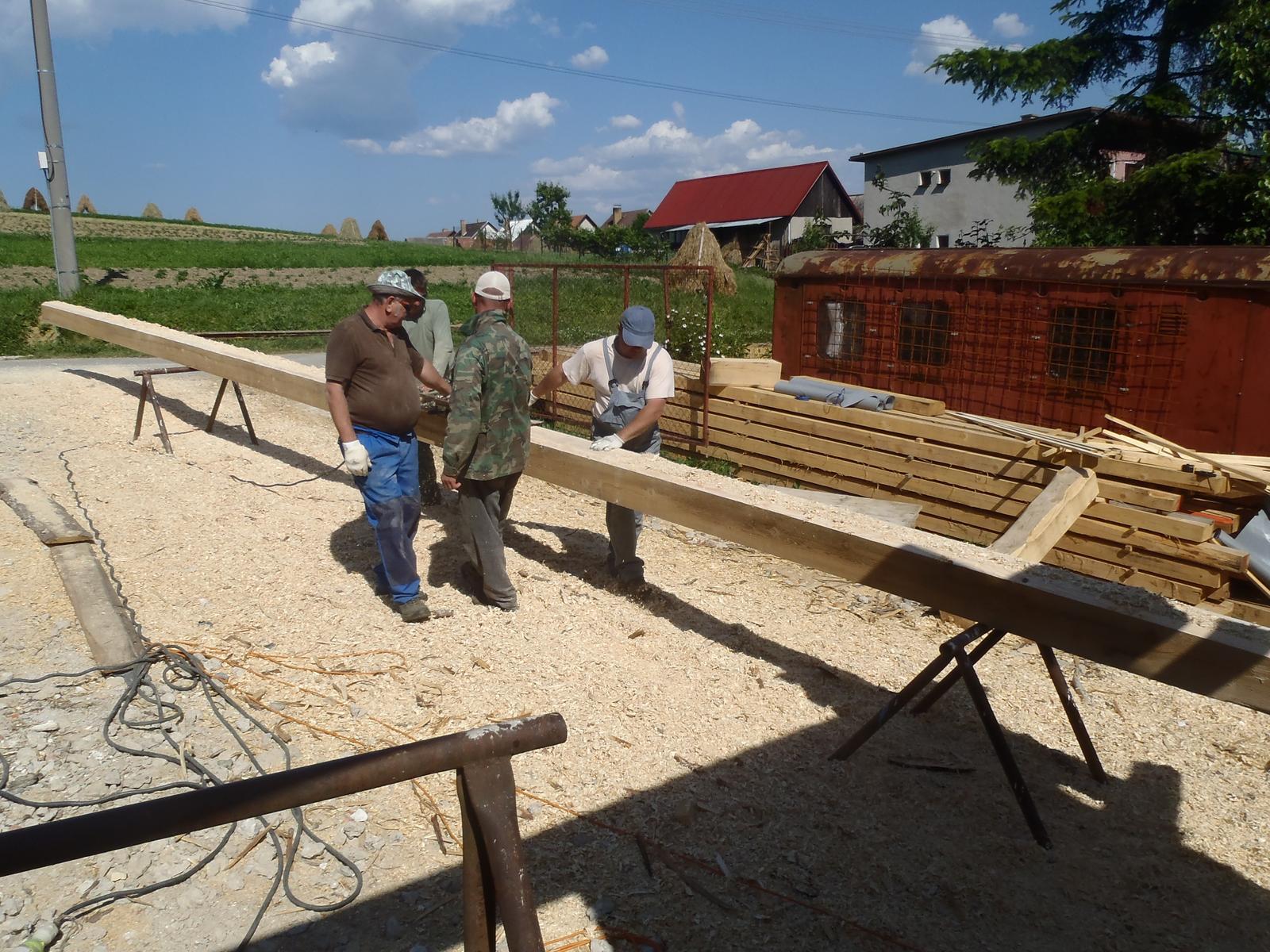 Náš veľký sen o drevenom domčeku! - Obrázok č. 89