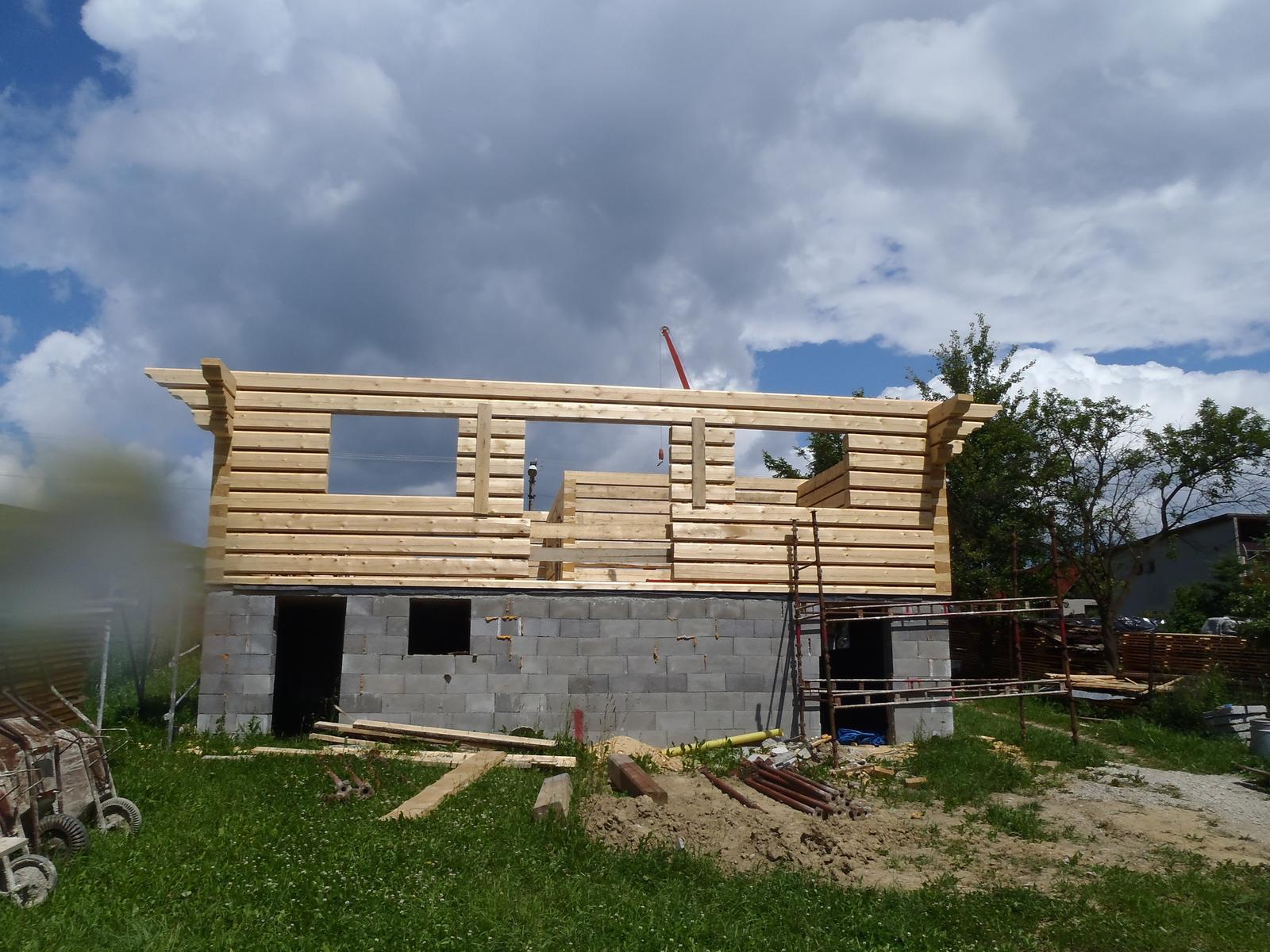 Náš veľký sen o drevenom domčeku! - Obrázok č. 90