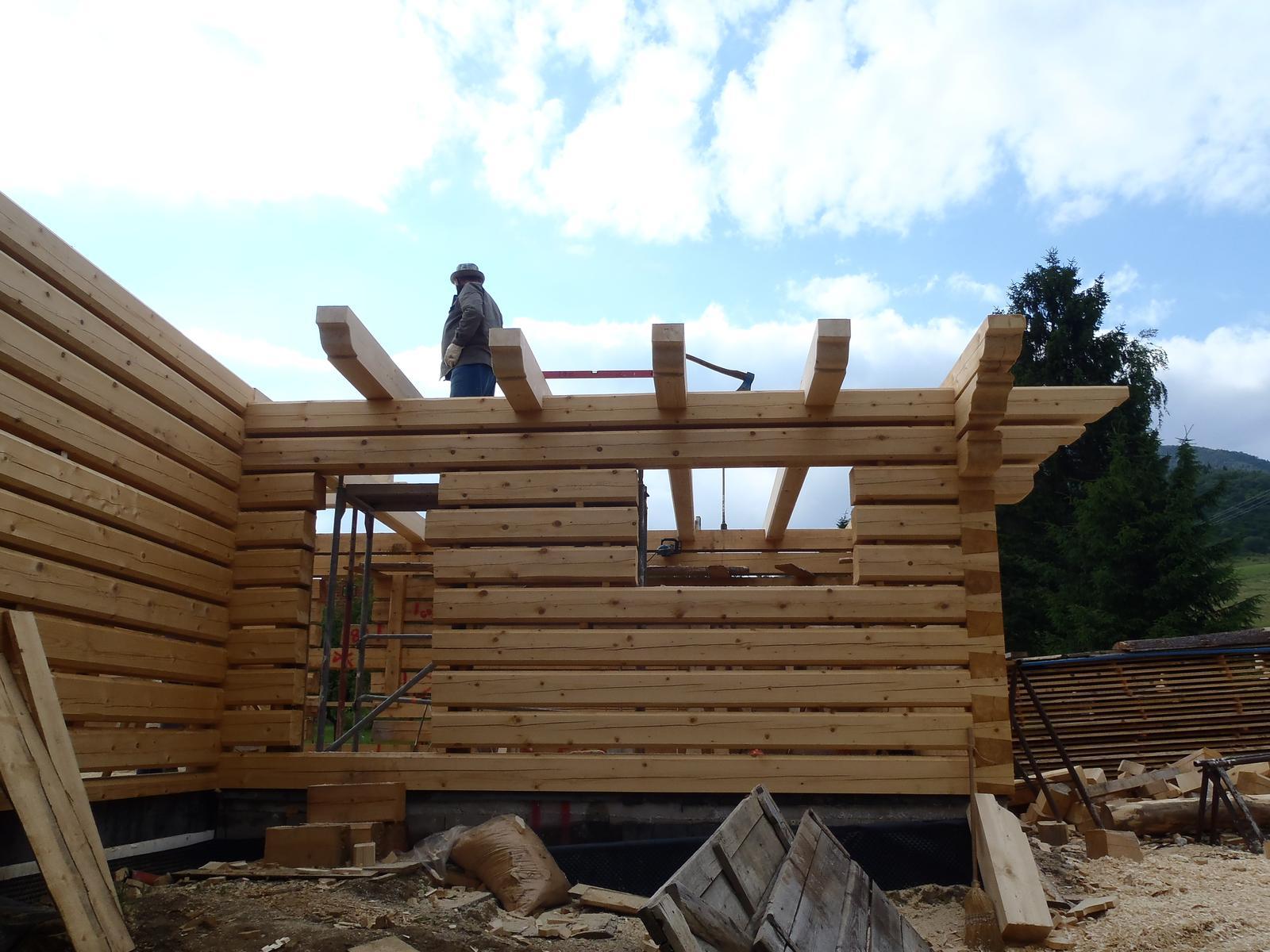 Náš veľký sen o drevenom domčeku! - Obrázok č. 92