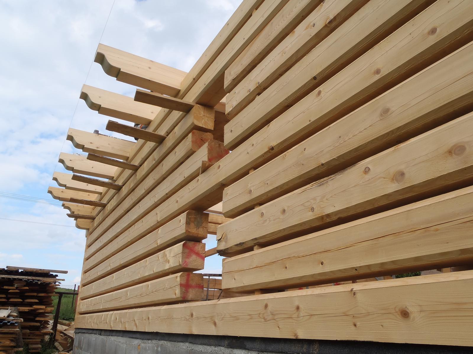 Náš veľký sen o drevenom domčeku! - Obrázok č. 94