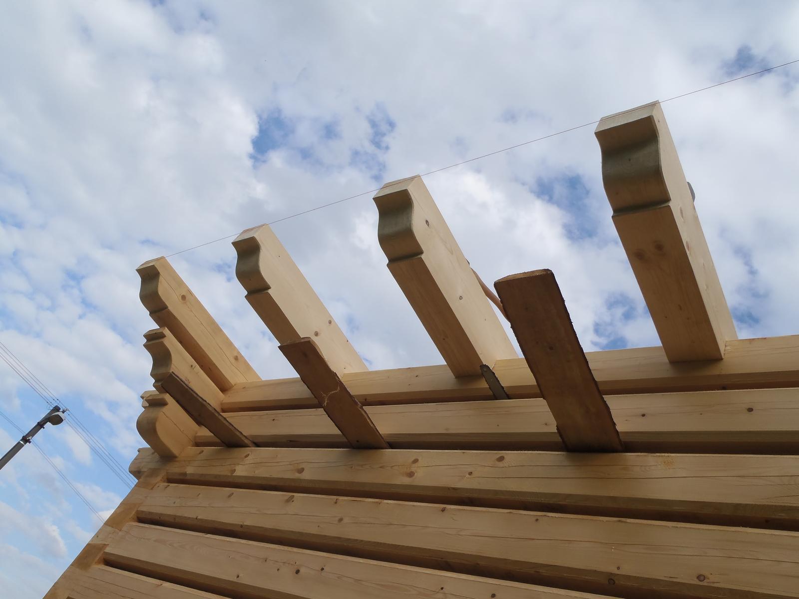 Náš veľký sen o drevenom domčeku! - Obrázok č. 95