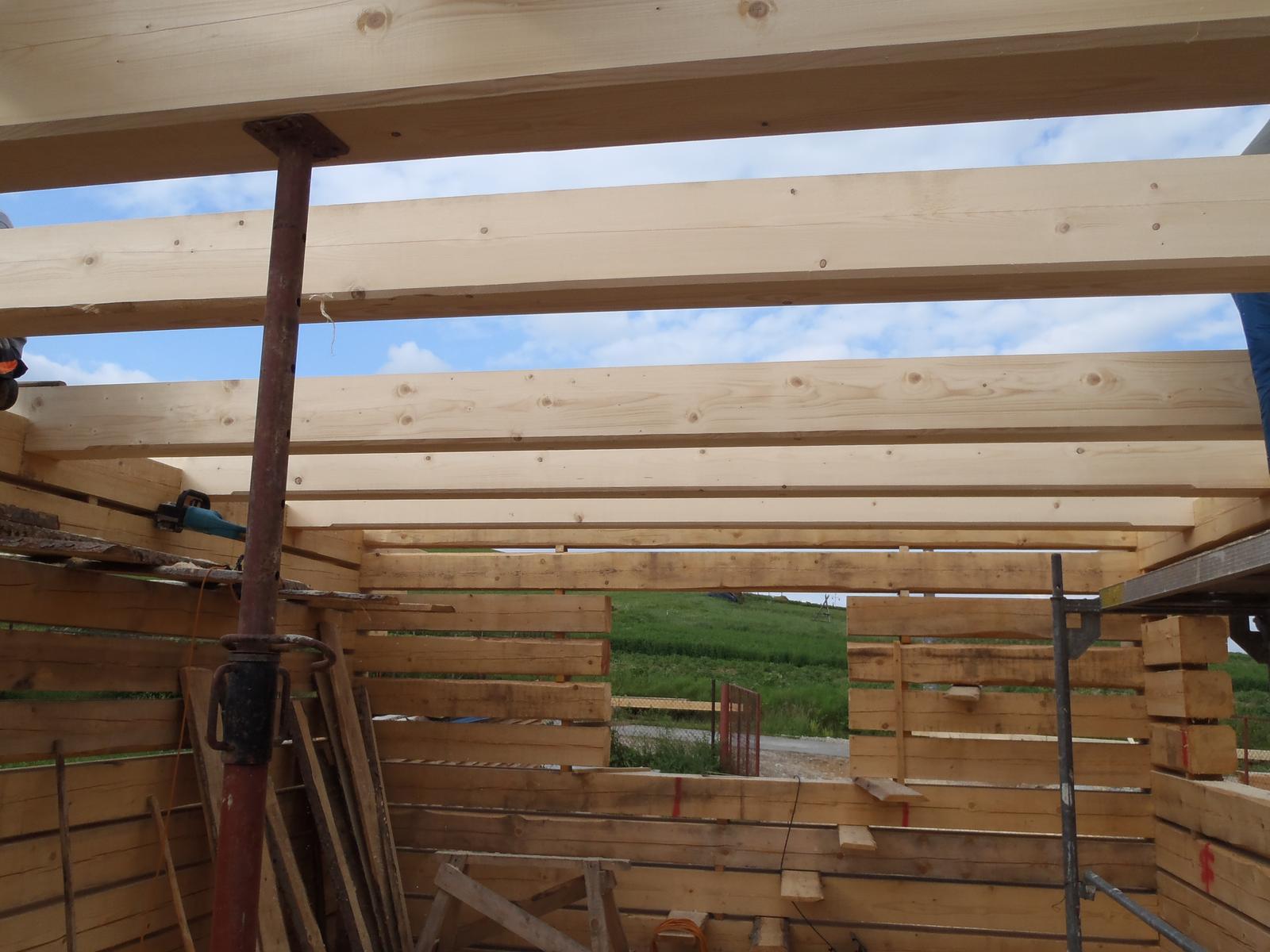 Náš veľký sen o drevenom domčeku! - Obrázok č. 96