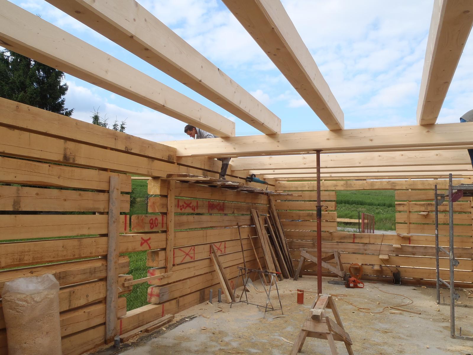 Náš veľký sen o drevenom domčeku! - Obrázok č. 97