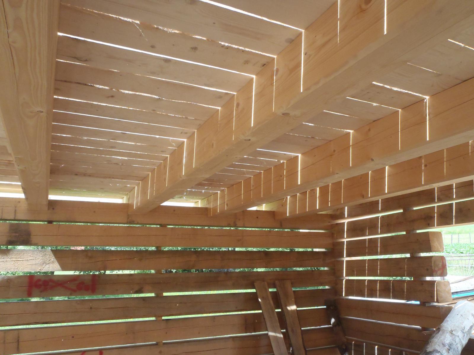 Náš veľký sen o drevenom domčeku! - Obrázok č. 98