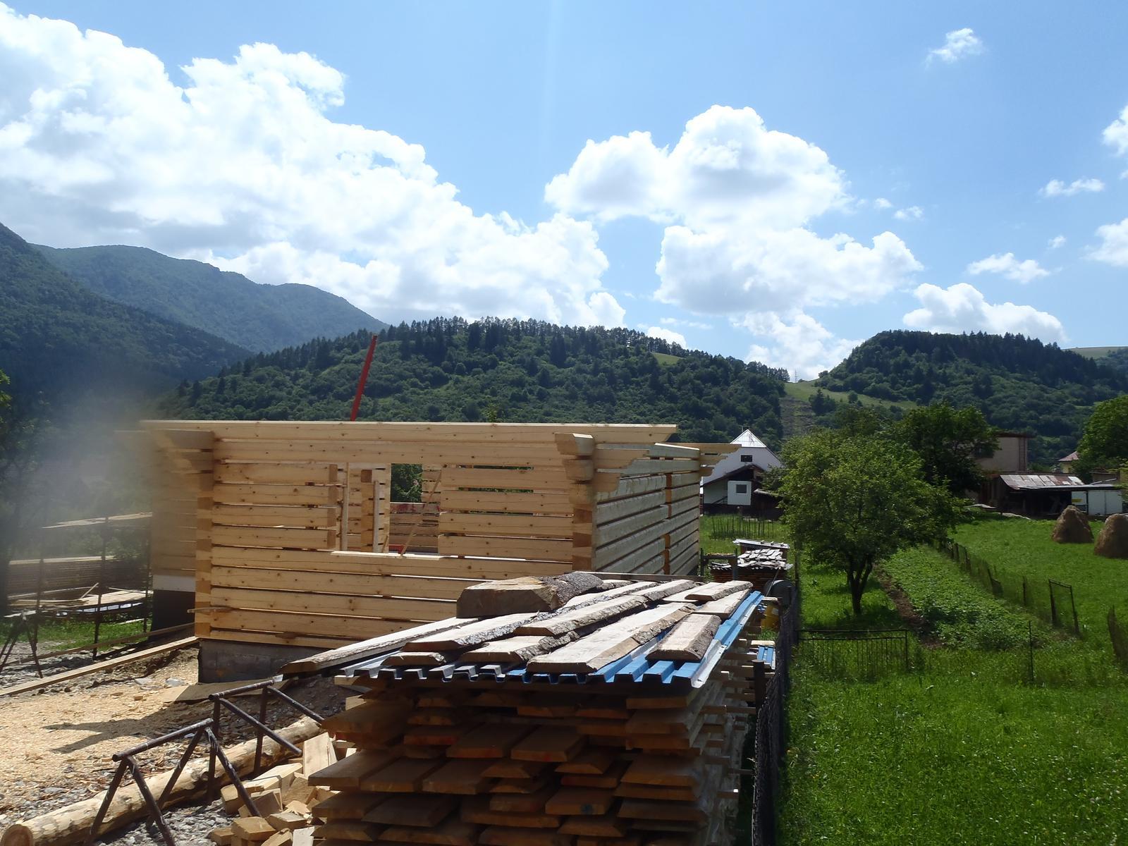 Náš veľký sen o drevenom domčeku! - Obrázok č. 99