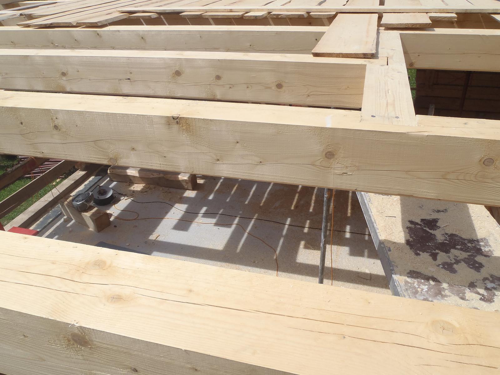 Náš veľký sen o drevenom domčeku! - Obrázok č. 100