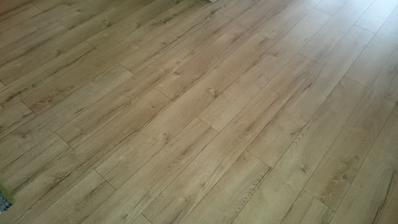 Naša krásna podlaha