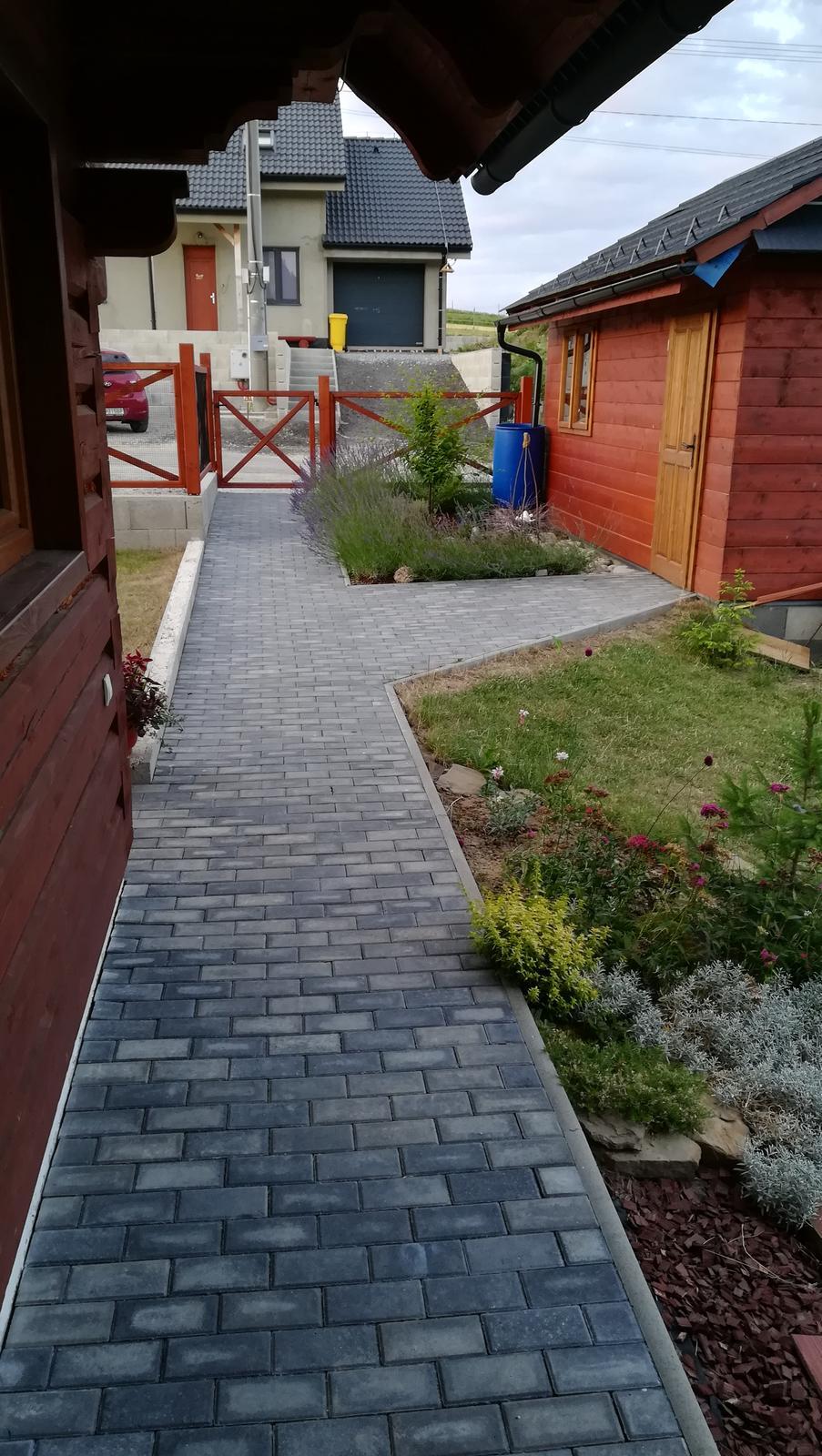 Náš veľký sen o drevenom domčeku! - Obrázok č. 602
