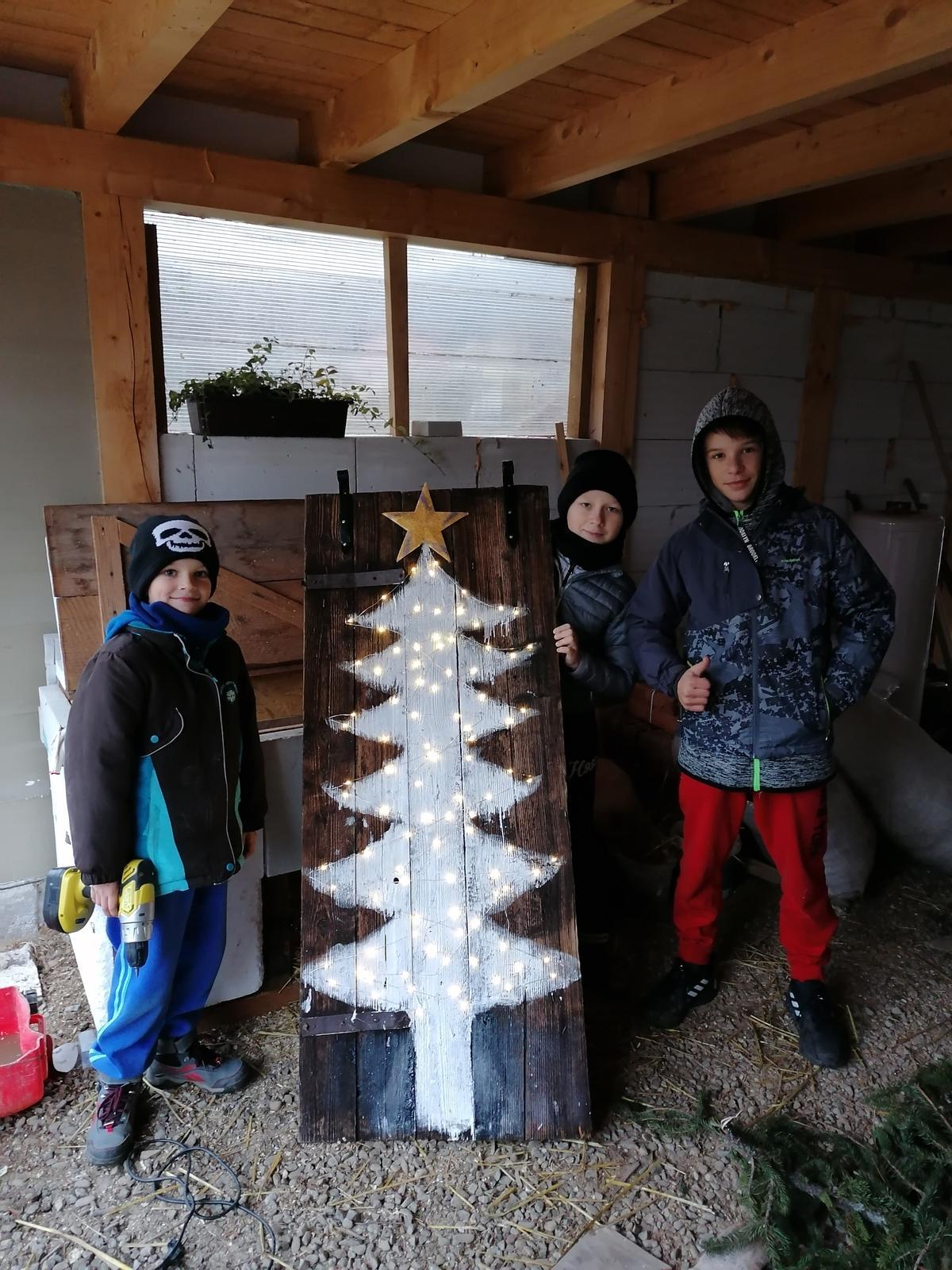 Náš veľký sen o drevenom domčeku! - Obrázok č. 736