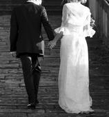 Svatební šaty White Leaf, 38