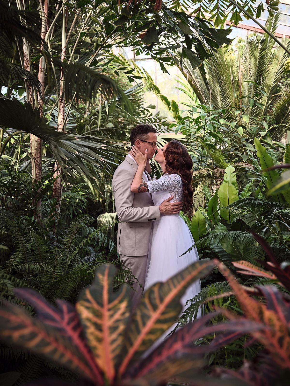 Svatební den 2. / Ivan & Danica - BOTANICKÁ ZAHRADA - Obrázek č. 2