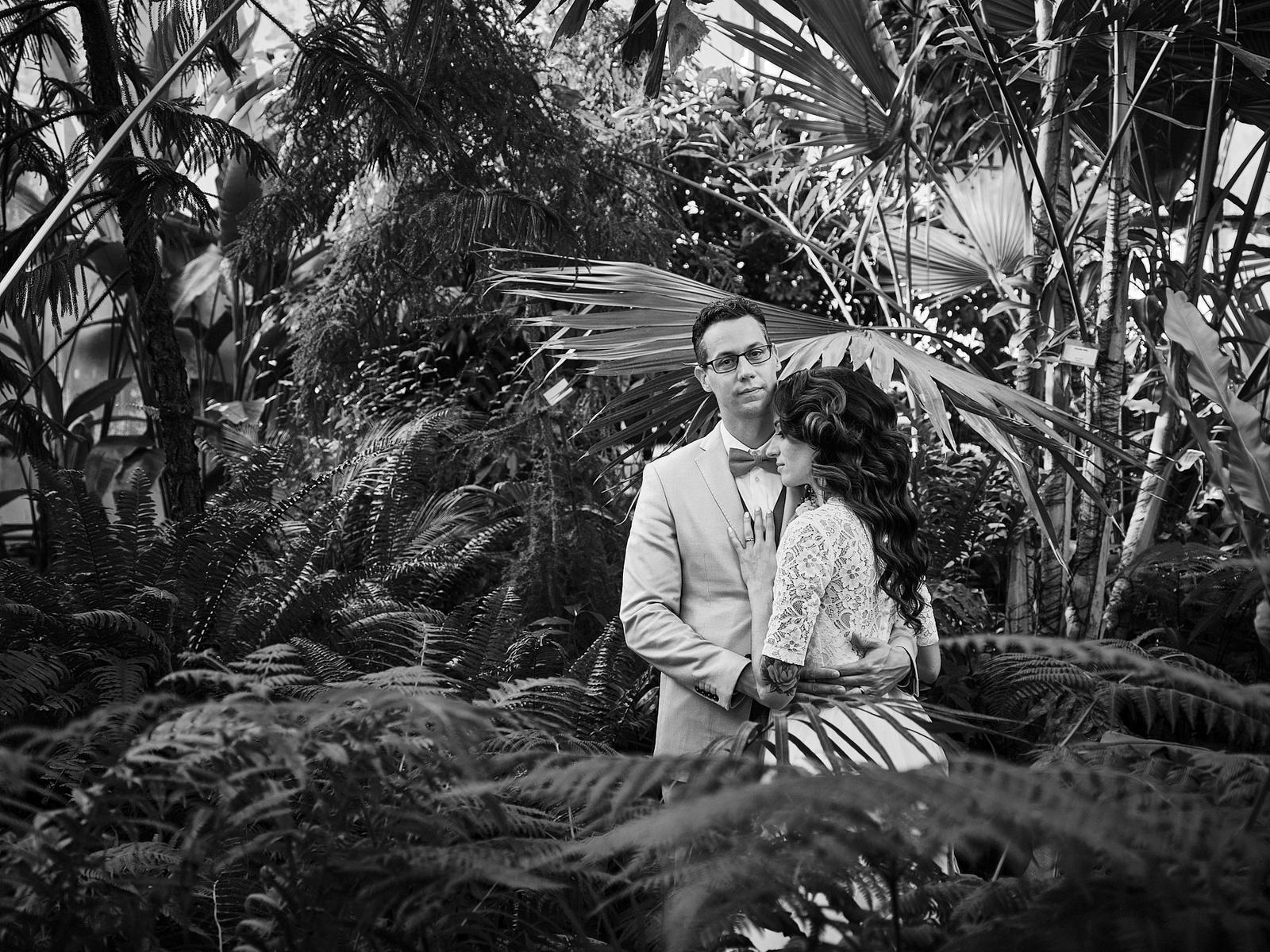 Svatební den 2. / Ivan & Danica - BOTANICKÁ ZAHRADA - Obrázek č. 3