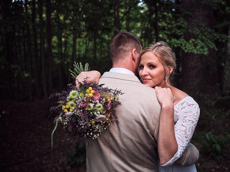 krásná svatba na Zámku Černice - Adéla a Václav - Obrázek č. 23