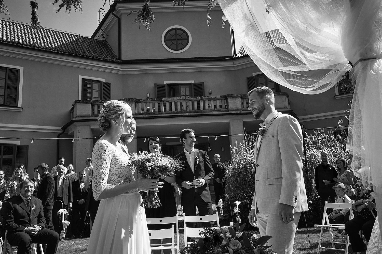 krásná svatba na Zámku Černice - Adéla a Václav - Obrázek č. 15