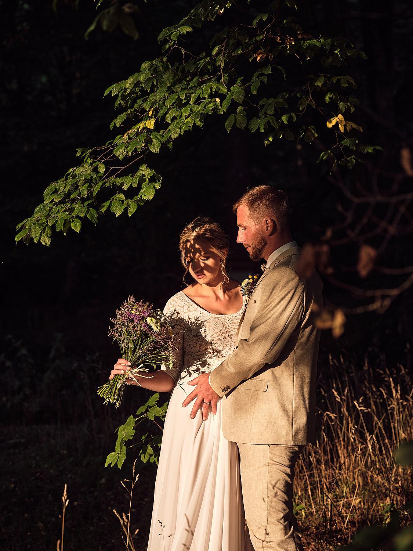 krásná svatba na Zámku Černice - Adéla a Václav - Obrázek č. 24