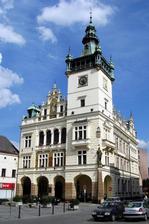 Radnice - Náchod