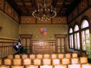 Obřadní síň - radnice Náchod